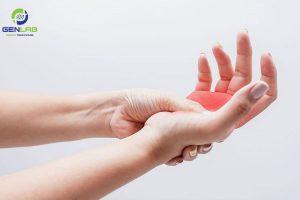 Ống cổ tay, nguyên nhân gây ra hội chứng ?