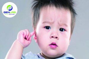 Hội chứng Usher, hội chứng gây đồng thời mất thính lực, thị lực, thăng bằng và sự vận động